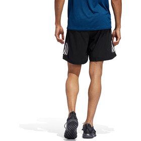 "adidas OWN The Run 2N1 Shorts 7"" Hombre, negro/gris"